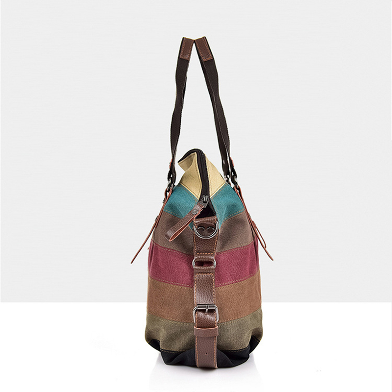 VIP Bag Womans Canvas Shoulder Bag 2020 Casual Women Handbag Ladies Fashion Luxury Designer Crossbody Bags Female Totes Bag 3