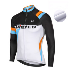 Mieyco Winter Thermal Fleece Jersey Pro Team Racing Cycling Jackets Bicycle Cycling Warm MTB Bike Clothing Sport Wear BMX Shirt wosawe cycling jersey sets winter thermal sports pro jersey triatlon bike bicycle clothing jackets pants men women