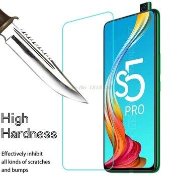 Перейти на Алиэкспресс и купить Закаленное стекло для Infinix Hot 8, защитное стекло 9 H, Защитное стекло для экрана, Защитная пленка для Infinix Hot 8 Hot8 Lite, пленка для мобильного телефо...