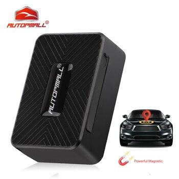 Mini GPS Tracker 2G TKSTAR TK913 GPS Tracker Auto Magnete Impermeabile di GPS Del Veicolo per Auto Tracker Monitor di Voce di Trasporto Web APP PK TK905