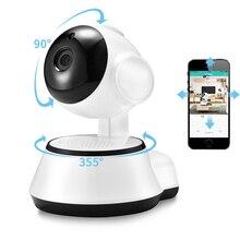 IP камера BESDER для домашней системы безопасности, беспроводная умная Wi Fi камера, видеоняня с записью звука, мини камера видеонаблюдения HD iCSee