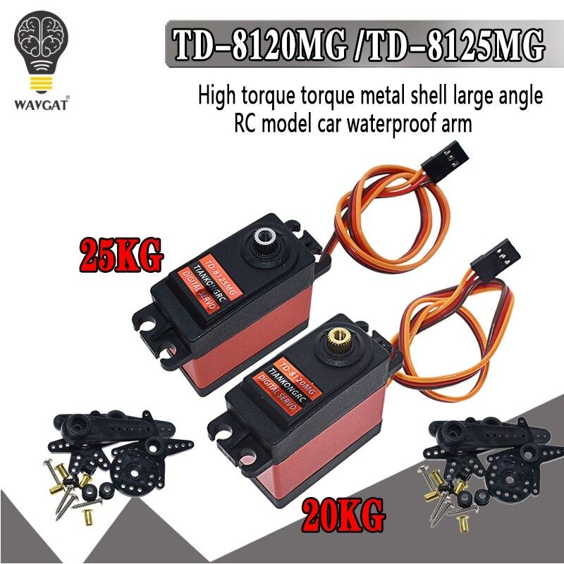 TD-8120MG TD-8125MG Waterproof Metal…