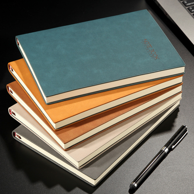 Classic Notebook, Extra Large, Squared A5 220page