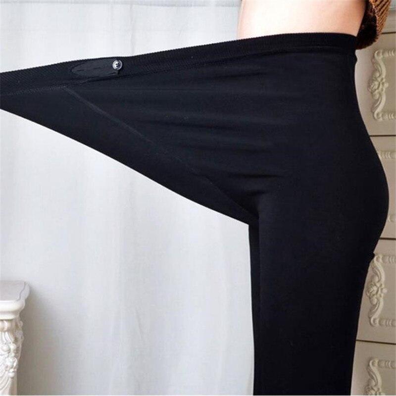 Одежда для беременных Леггинсы теплые штаны для беременных с флисом стандартные леггинсы