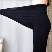 Maternity clothes pregnancy clothes pregnant clothes maternity leggings Warm maternity pants with fleece basic leggings