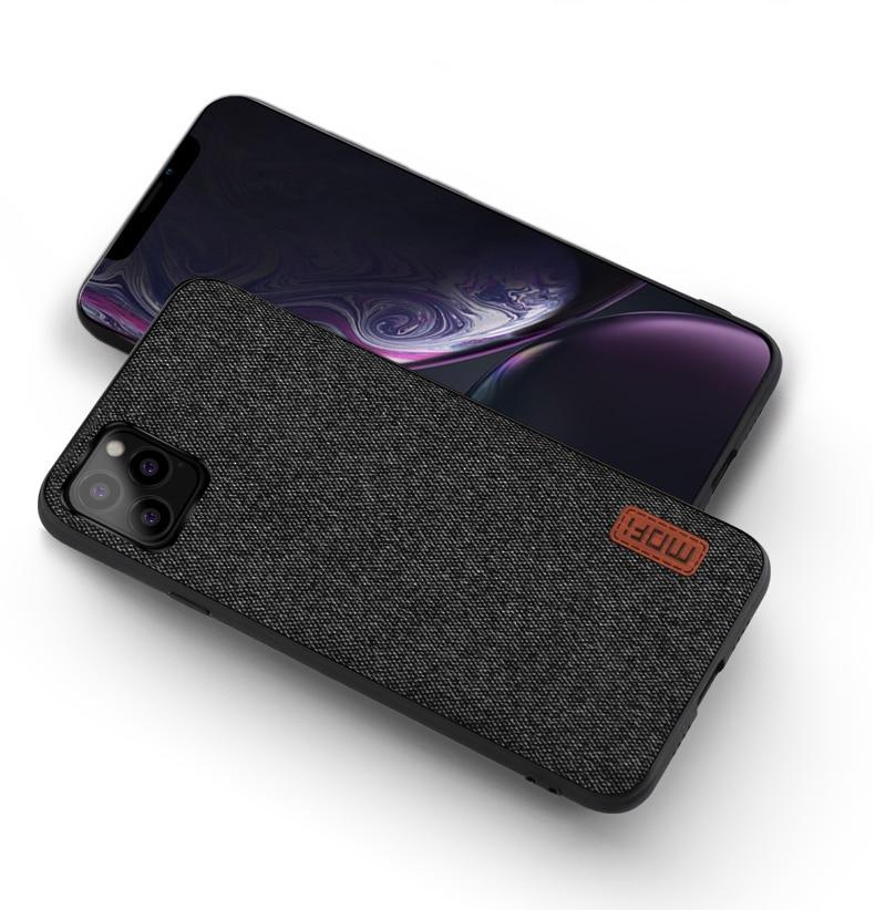 MOFi Fabric Case for iPhone 11/11 Pro/11 Pro Max 18