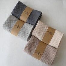 Хлопковый материал домашняя кухонная чистящая ткань практичное хлопковое однотонное чайное полотенце сухое и прочное чистое полотенце