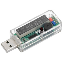 USB Watchdog USB Adapter Watchdog Card LED Screen Automatic Loop Operation for Bitcoin BTC Miner