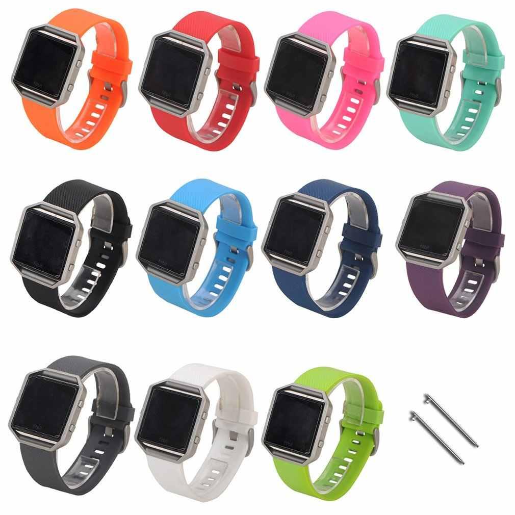 להקת עבור Fitbit תשלום רצועת סיליקון אביזרי צמיד עבור Fitbit תשלום SE רצועת תחליף Fitbit להקה אחראי חם