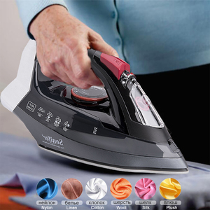 2200W Electric Irons Steam Flatiron For Clothes Multifunction Iron Steam Ceramic Soleplate Travel Iron Ironing Sonifer flat iron