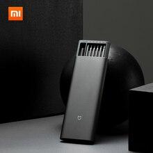 Neue Auf Lager Xiaomi Mijia Täglichen Gebrauch Schraube fahrer Kit 24 Präzision Magnetische Bits Alluminum Box Wiha DIY Schraube fahrer Set