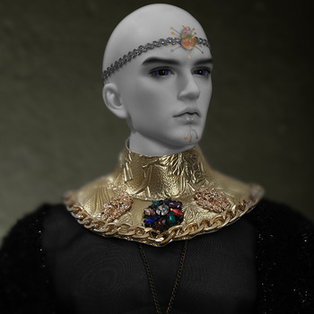 Doll BJD IP Eid Chandra1/3 Resin Figure Fashion Male Body For Girl Toys Best Birthday Gifts IP 1