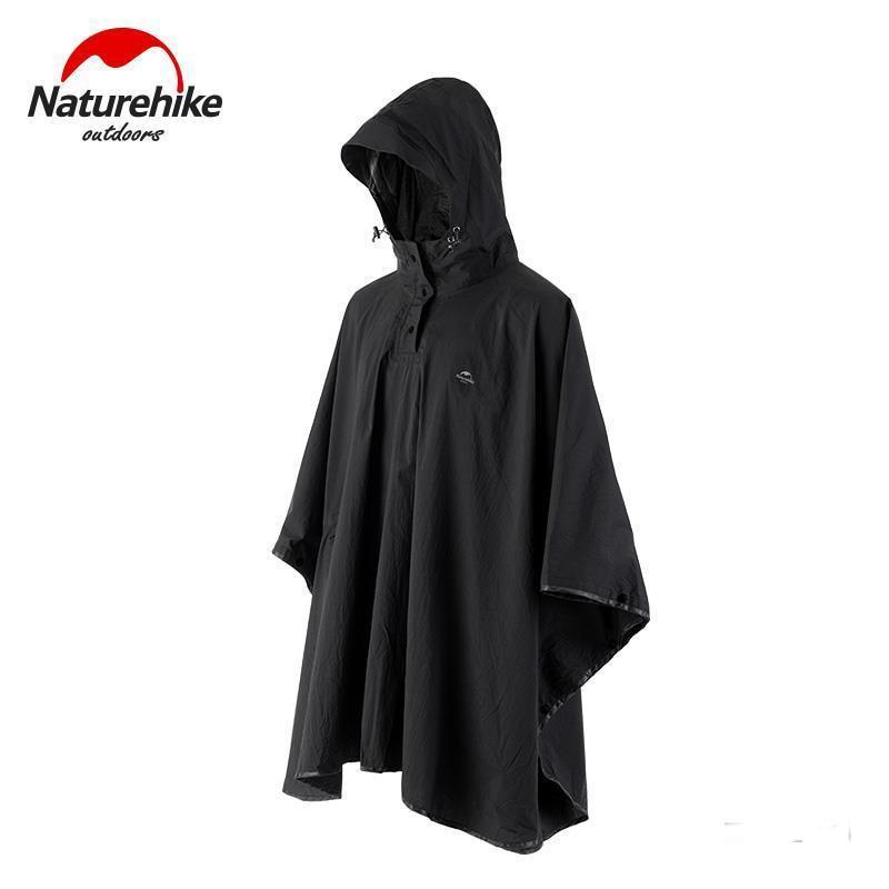 Naturehike 2020 New Waterproof Breathable Poncho Mountain Outdoor Climbing Hiking Camping Fashion Jacket Raincoat  NH20FS005