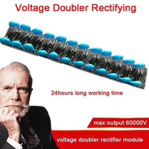 Image 1 - Spannung Doubler Behebung 24 Mal Gleichrichter 60000V Hohe Spannung Multiplier