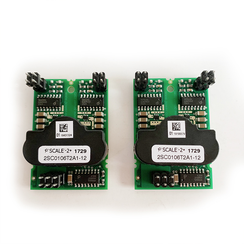 2SC0106T2A1-12 2SC0106T Dual-channel Super Compact, Cost-effective SCALE-2 Driver Core Module