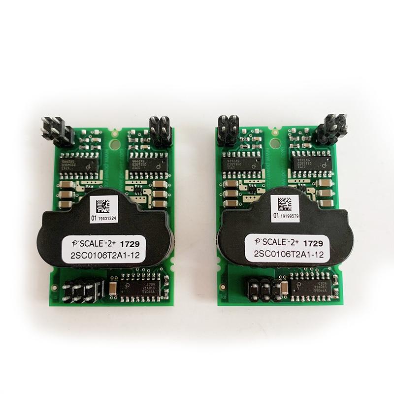 2SC0106T2A1-12 2SC0106T Dual-channel Super Compact, Cost-effective SCALE-2 Driver Core Module