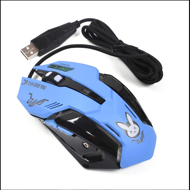 New 2020 Silent Wired Computer Mouse LED Backlight Ergonomic PC Notebook Computer Mouse Variety Optional Computer Accessories