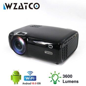 Светодиодный проектор WZATCO E600 4K 1