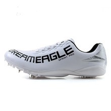 Sneakers Field-Shoes Spikes Track Spring Running And Men Pu Tenis Weight-Light Nails