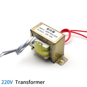 Image 3 - UNISIAN AC 12V 10Wอินพุตหม้อแปลงAC 110V 220V AC12Vหม้อแปลงไฟฟ้าสำหรับAmpliferหรือTone Board