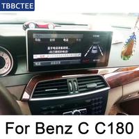 For Mercedes Benz C Class C180 2007~2014 Android Car radio Multimedia Video Player auto Stereo GPS MAP Media Navi Map