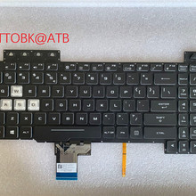 Keyboard FX505DT FX705 ASUS Backlight New for Tuf/Fx505dt/Fx505/.. RGB Russian/english