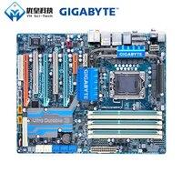 Gigabyte GA-EX58-UD5 Intel X58 Original Verwendet Desktop Motherboard LGA 1366 Core i7 i5 i3 DDR3 16G SATA2 USB 2 0 ATX