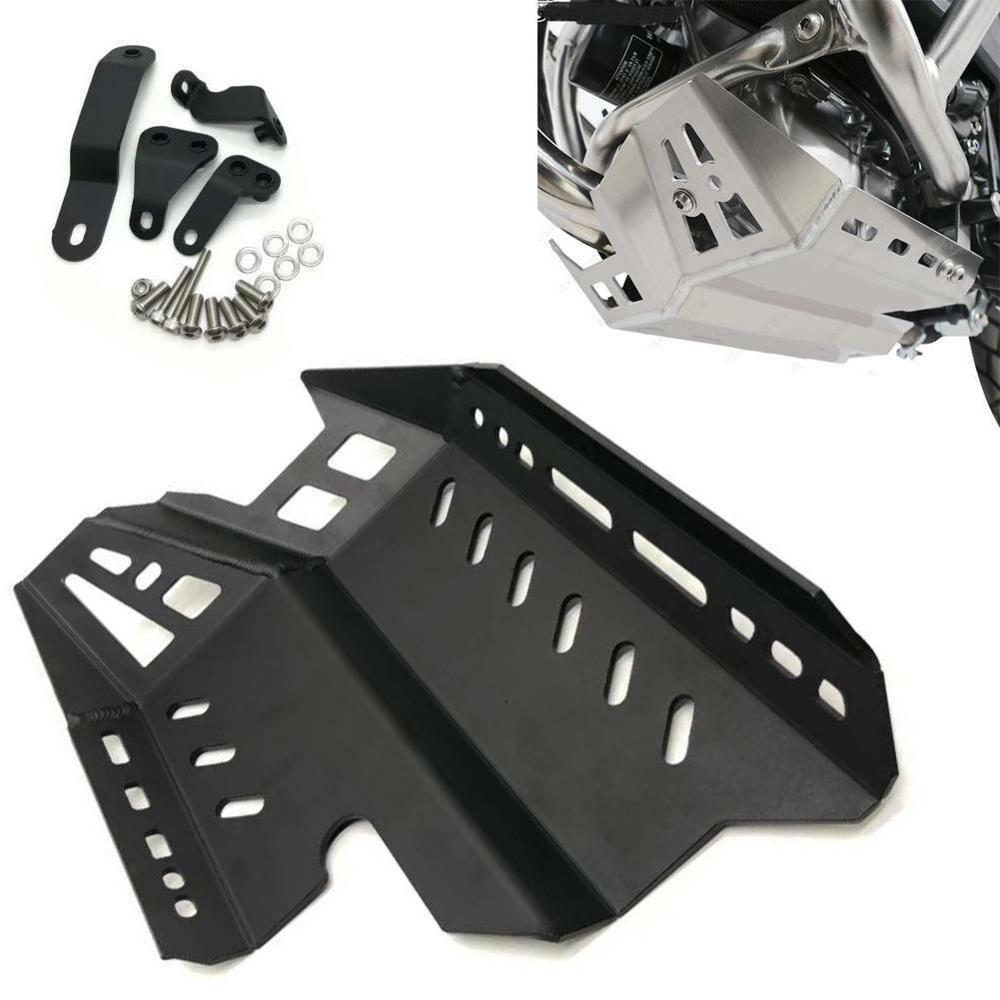 Motorcycle Engine Chassis Under Guard Skid Plate Belly Pan Protector frame For Honda <font><b>CB500X</b></font> <font><b>2019</b></font> 2020 CB500 X image