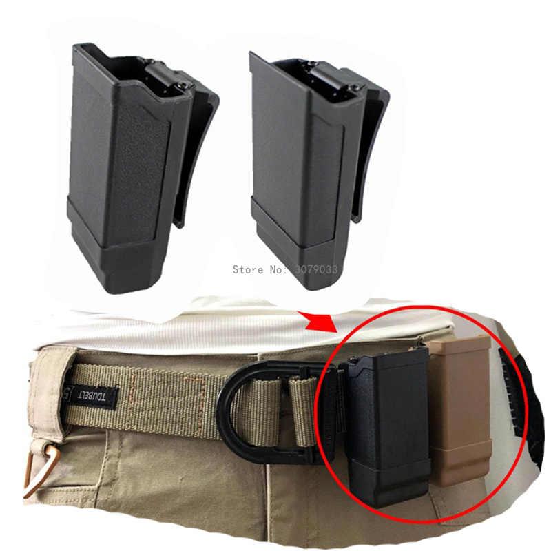 Single Stack Magazine Holster Mag Holder for Glock 9mm to .45 Caliber Magazine