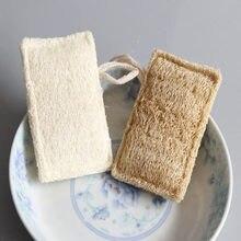 Luffa esponja loofah fio louça louça toalhas de prato pano prato lavar pratos toalha