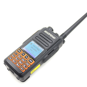 Image 3 - 2020 Baofeng DM X DM 760 GPS Dual Band Tier 1 & 2 Tier II Dual Zeit Slot DMR Digital Analog Walkie talkie Zwei Weg Radio