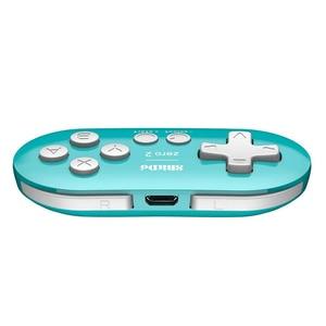 Image 3 - 8BitDo Zero 2 Bluetooth Gamepad Mini Controller Compatible for Nintendo Switch Windows Android macOS