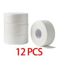 12 Rolls Hotel Commercial Toilet Sanitary Paper