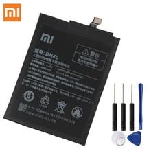 Xiaomiオリジナル交換用バッテリーxiaomi redmi 4 redmi 4プロ首相版BN40電話バッテリー4100mah