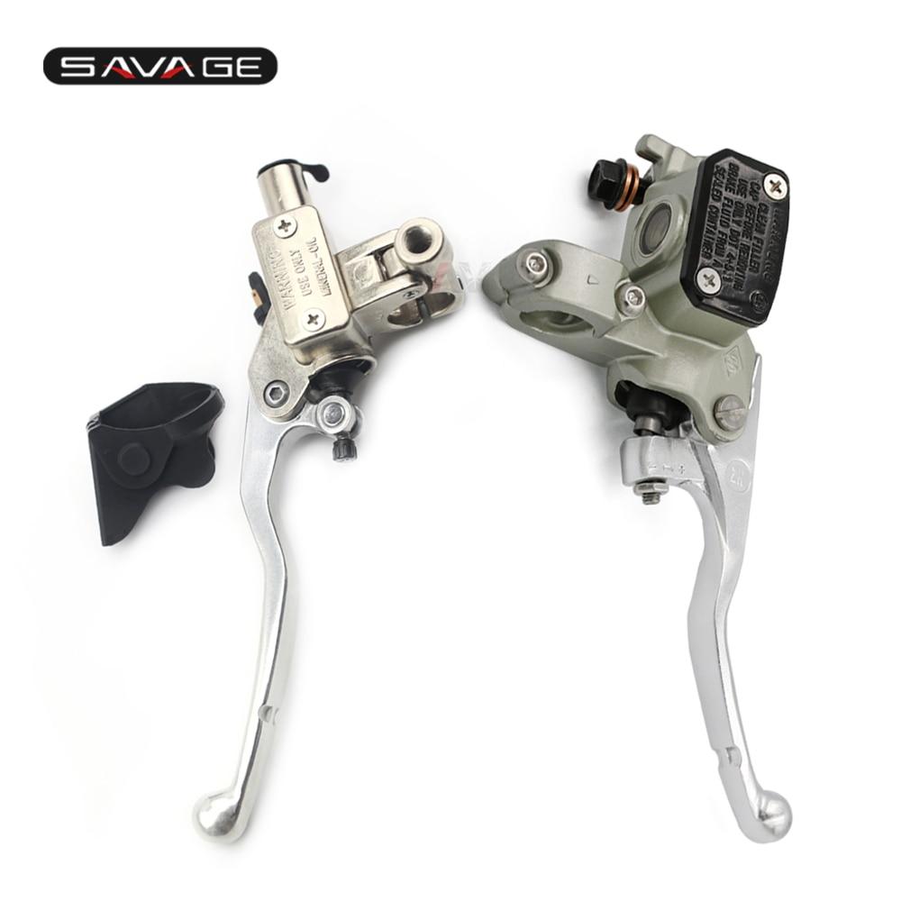 Универсальный главный цилиндр тормозной муфты рычаг для KTM EXC EXC F SX SX F SX W XC W 150 250 300 350 450 аксессуары для мотоциклов|Рычаги, веревки и кабели|   | АлиЭкспресс