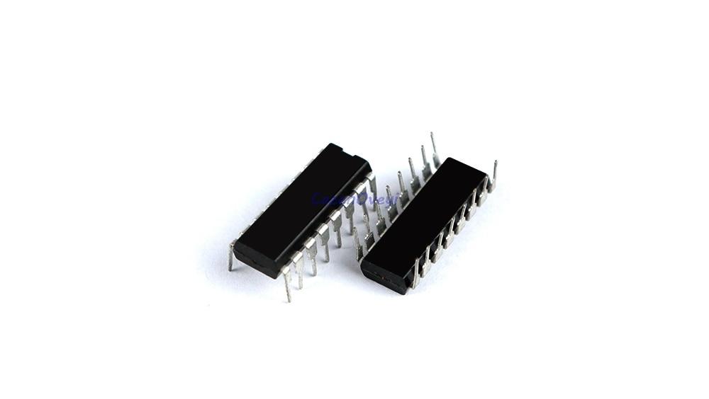 10pcs/lot CD40174BE CD4017BCN CD40174 DIP-16