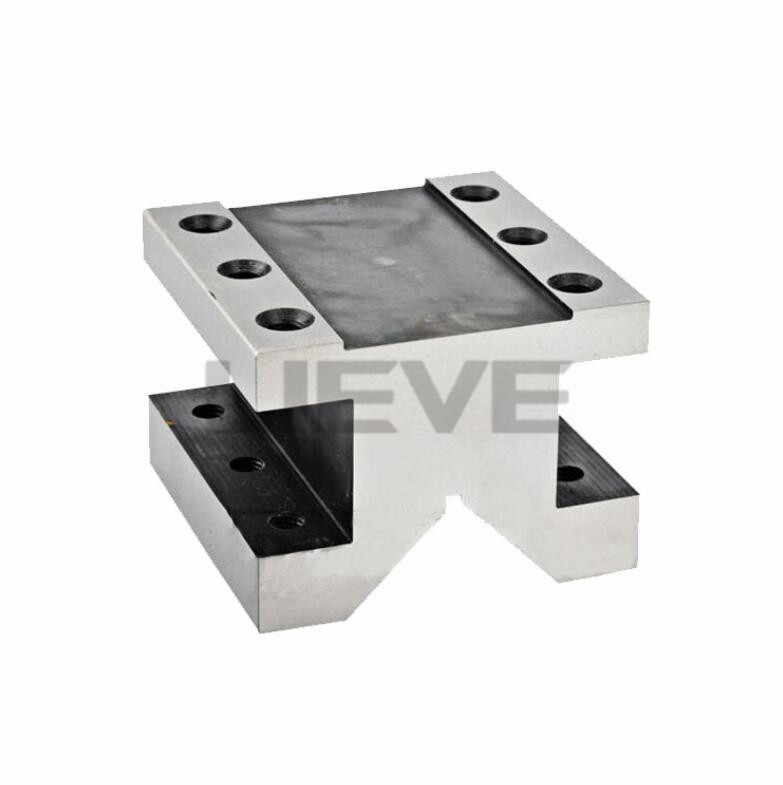 Tools : 2pcs V-Block Ground Pair with Clamp Set Precision Matched Pair Precise 35x35x30mm 90    Machinist Multi-use Gauge Gage Tool
