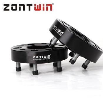 2 uds. Adaptadores de rueda CNC de aleación de aluminio ZONTWIN 5 114,3 67,1 adecuado para coche JEEP LIBERTY/PATRIOT 2WD 4WD/RS Turbo láser PROSPECTOR suit suit suit 3 suit car -
