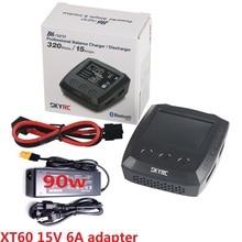 SKYRC B6 나노 LiPo 배터리 충전기 방전기 15A/320W DC 9 32V 미니 충전기 XT60 20V 15V 5A 6A 전원 어댑터