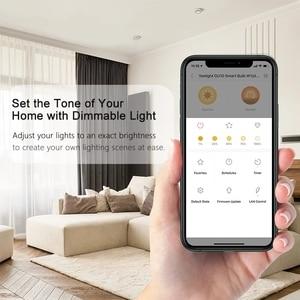 Image 4 - 2021 Yeelight GU10 Dimmable Smart LED Bulb YLDP004 AC 220V 4.8W Warm White Bulb Work With Google Assistant Alexa Razer Chroma