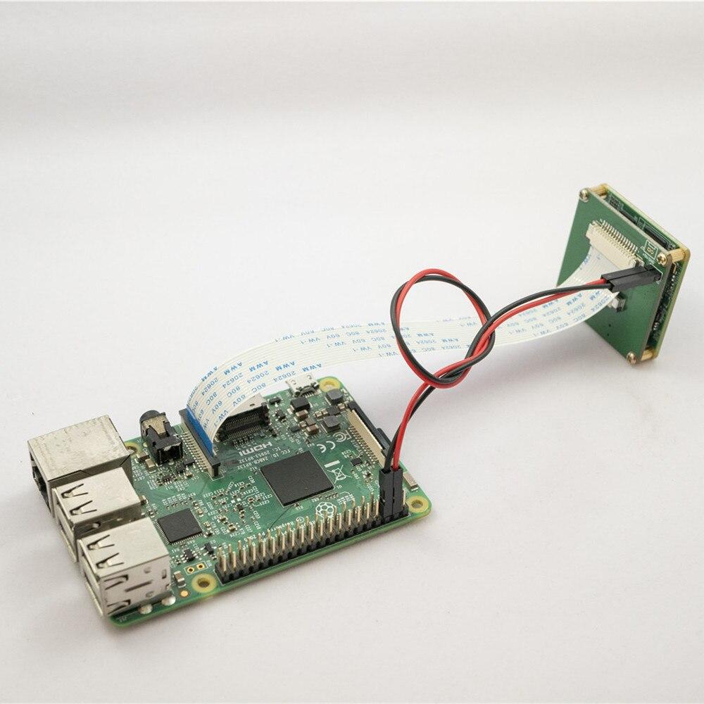 lowest price VEYE-MIPI-327E forRaspberry Pi and Jetson Nano XavierNXIMX327 MIPI CSI-2 2MP Star Light ISP Camera Module