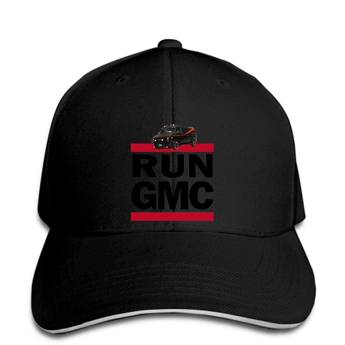 Baseball cap Run Gmc A Team Van Movie Tv Rap Hip Hop Print hat