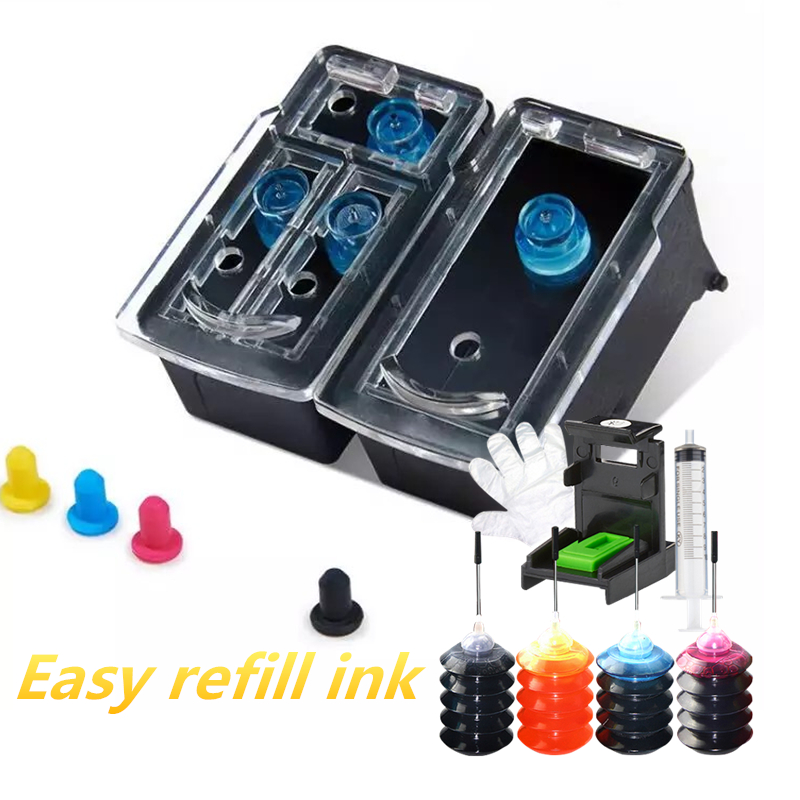 Print More Than 10,000 Page PG 510 Pg-510 CL 511 Refillable Ink Cartridge For MP240 MP250 MP260 MP280 MP480 MP490 IP2700 MP499