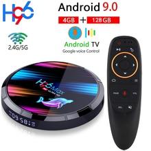 H96 Max X3 Smart TV Box Android9.0 Amlogic S905X3 Quad Core