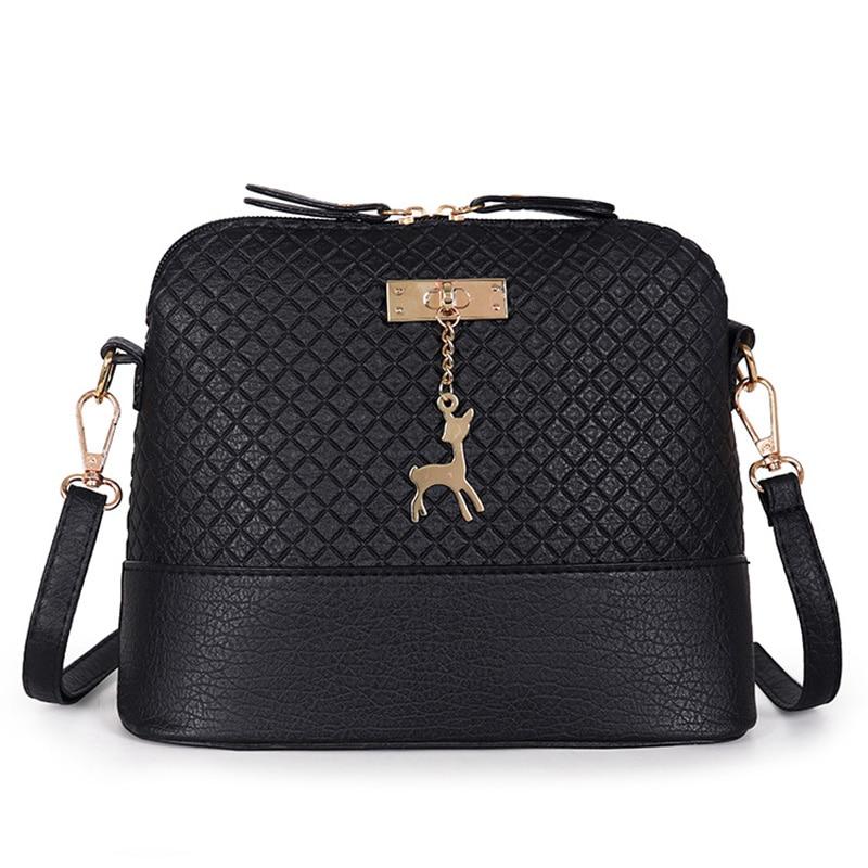 Driga HOT SALE!2020 Women Messenger Bags Fashion Mini Bag With Deer Toy Shell Shape Bag Women Shoulder Bags Handbag 1