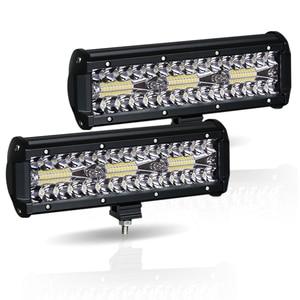 "Image 1 - Led Work Light Bar 180W 10"" Offroad 4X4 12V Driving Light Led Lights for trucks boat motorcycle tractor LED Combo SUV ATV Light"