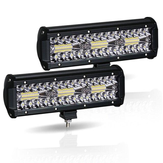 """Led Work Light Bar 180W 10"""" Offroad 4X4 12V Driving Light Led Lights for trucks boat motorcycle tractor LED Combo SUV ATV Light"""