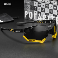SCICON Polarized Cycling Sunglasses Men Women Mtb Sport UV400 Outdoor Goggles TR90 Bicycle Mountain Running Bike Glasses Eyewear