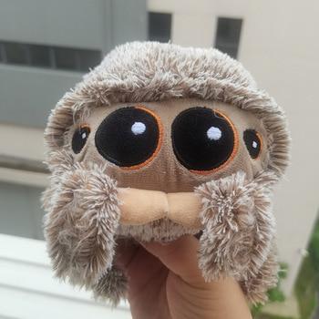 20cm Cartoon Lucas the Spider Plush Toys Kawaii Animal Stuffed Dolls Gifts For Kids Girls