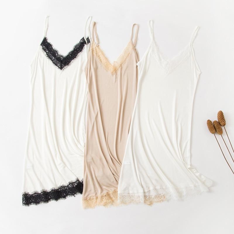 True Silk Nightdress Women   Nightgowns   &   Sleepshirts   Night Wear 1231